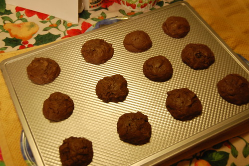 Chocolate Gooey Butter Cookies Without Cake Mix