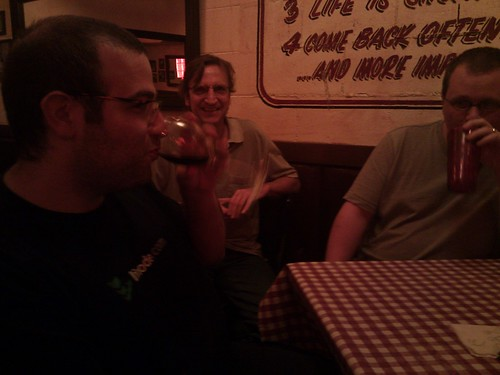 rjbs and hdp at Joe Mamma's before PPW 2010 | by XWRN