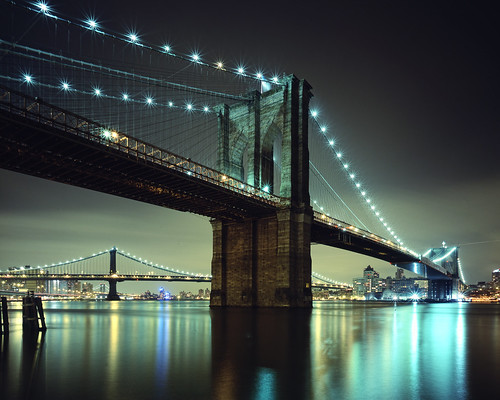 Brooklyn Bridge, New York City | by andrew c mace