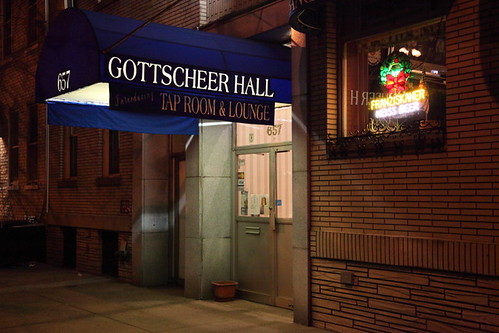 Gottscheer Hall, Ridgewood, Queens | by Eating In Translation