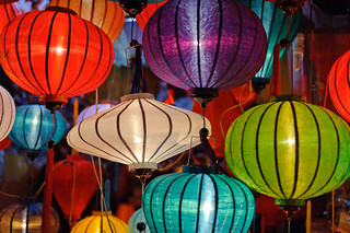 Hội An Lanterns for Sale | by goingslowly