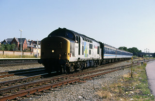 1995 25-7 37425 Rhyl 932 Crewe - Holyhead | by The Gang of 3
