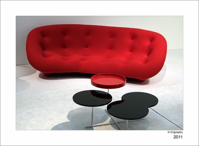 ronan erwan bouroullec canap ploum ligne roset salo. Black Bedroom Furniture Sets. Home Design Ideas