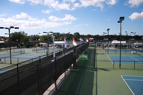 IMG Academy Bollettieri Tennis Courts | by imgacademy