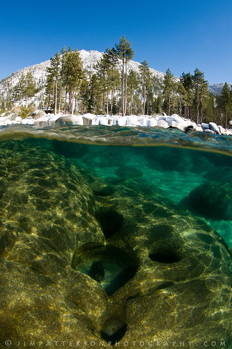 Seldom Seen Sand Harbor - Lake Tahoe, Nevada | by Jim Patterson Photography