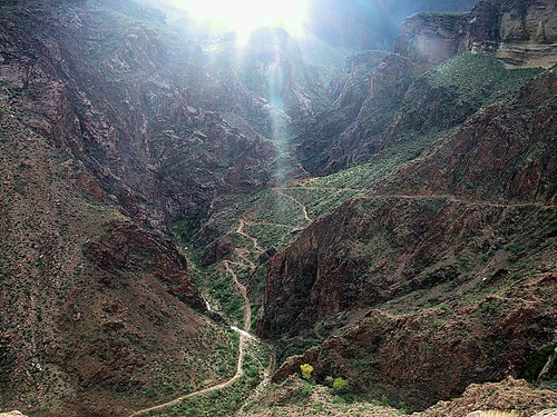 Devil's Corkscrew - Bright Angel Trail - Grand Canyon | by Al_HikesAZ