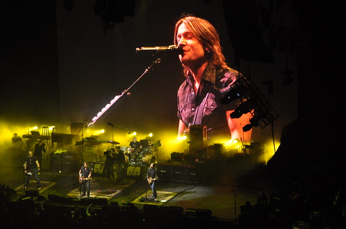 Keith Urban - All for the Hall benefit concert | by Gary Storts