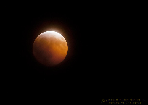Total Eclipse of the Moon | by Yathárth