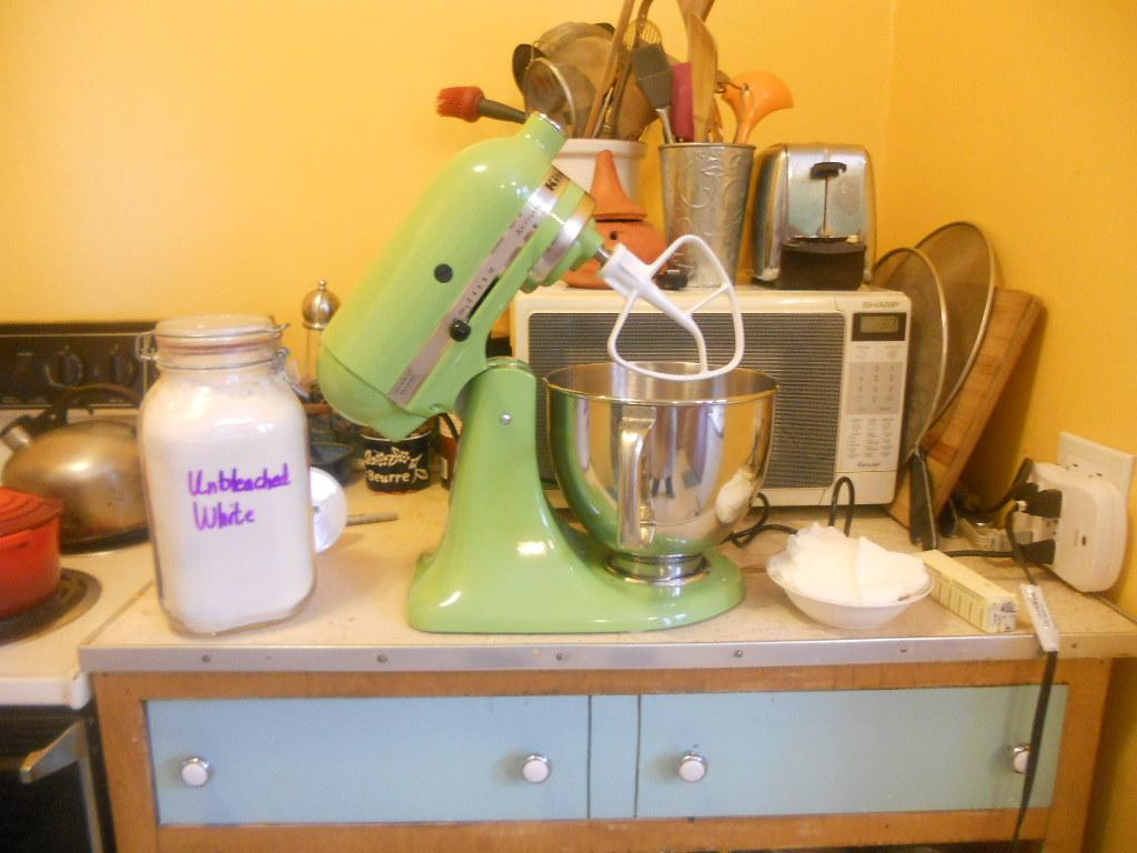 green apple kitchenaid rochelle hartman flickr