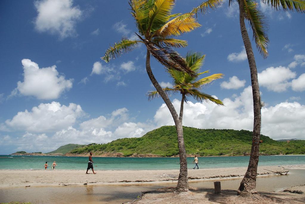 Saint-Lucia - beach