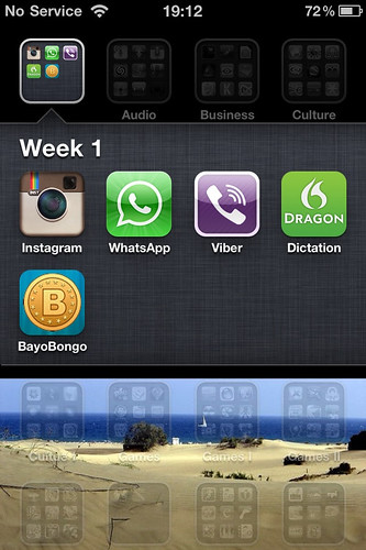 My Top 5 iPhone Apps of the Week - Week #1 | by elsua