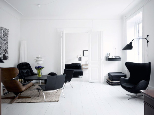 white room black furniture. White Room Dark Furniture By Anna D16 Black