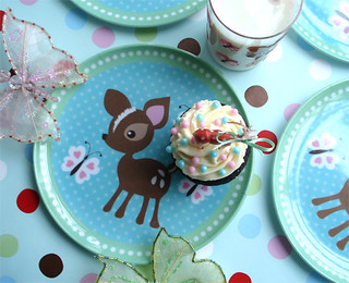 Target Deer Plates | by such pretty things