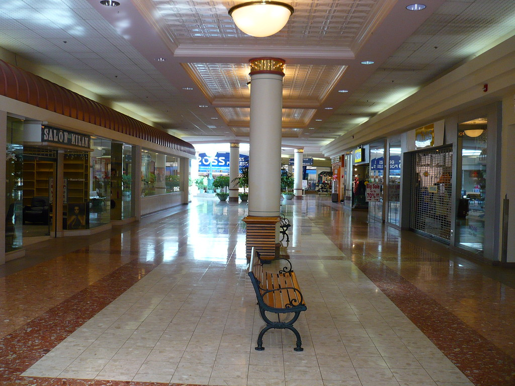North Dekalb Mall Another Hallway Jonathan Barber Flickr