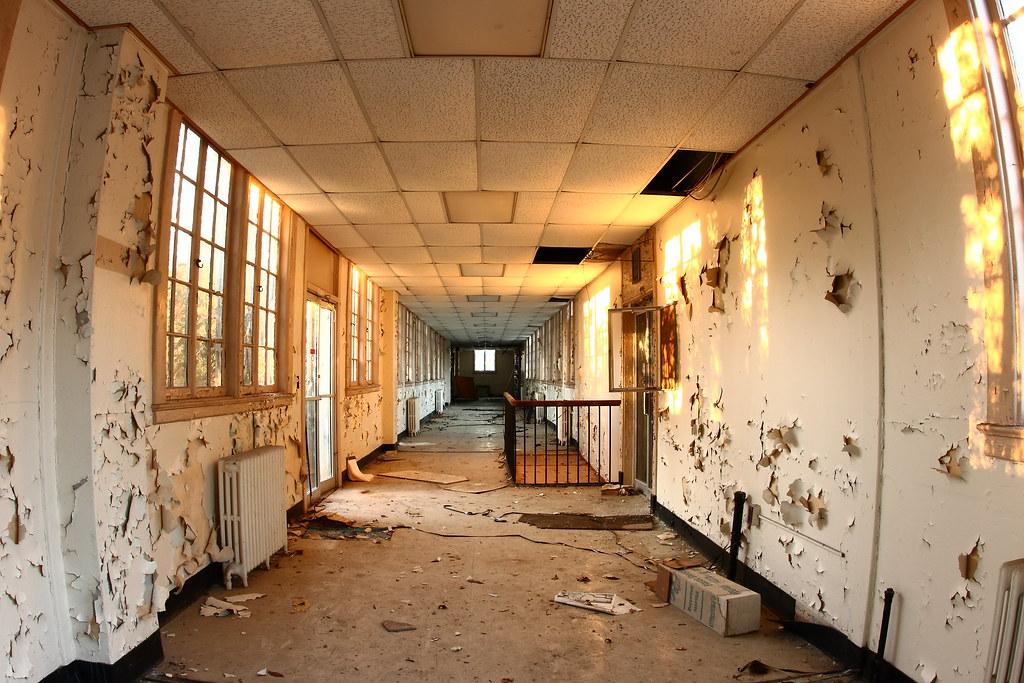 Abandoned Charleston Navy Yard Aka Charleston Navy