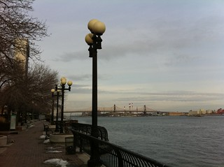 East River walk near E. 35th St. | by Teri Tynes