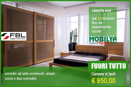Camera da letto mobilya fuori tutto dal 12 febbraio for Mobilya caserta