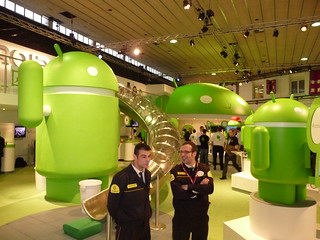 Android-Land at Mobile World Congress | by textlad