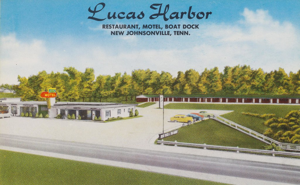 Lucas Harbor Motel - New Johnsonville, Tennessee