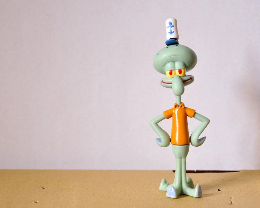 lula molusco lula molusco personagem do desenho animado s flickr