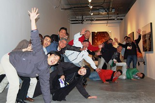 Overwhelmed with joy Japan Mission @ JR exhibition | by Phantom Galleries LA