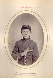 Pvt. Robert Fryer (CP 1041), National Museum of Health and
