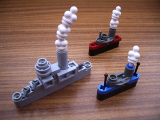 Micro Steamship Convoy | by 2 Much Caffeine