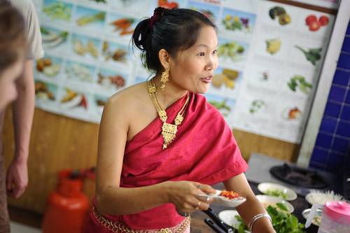 May Kaidee Teaching Cooking Class | by goingslowly