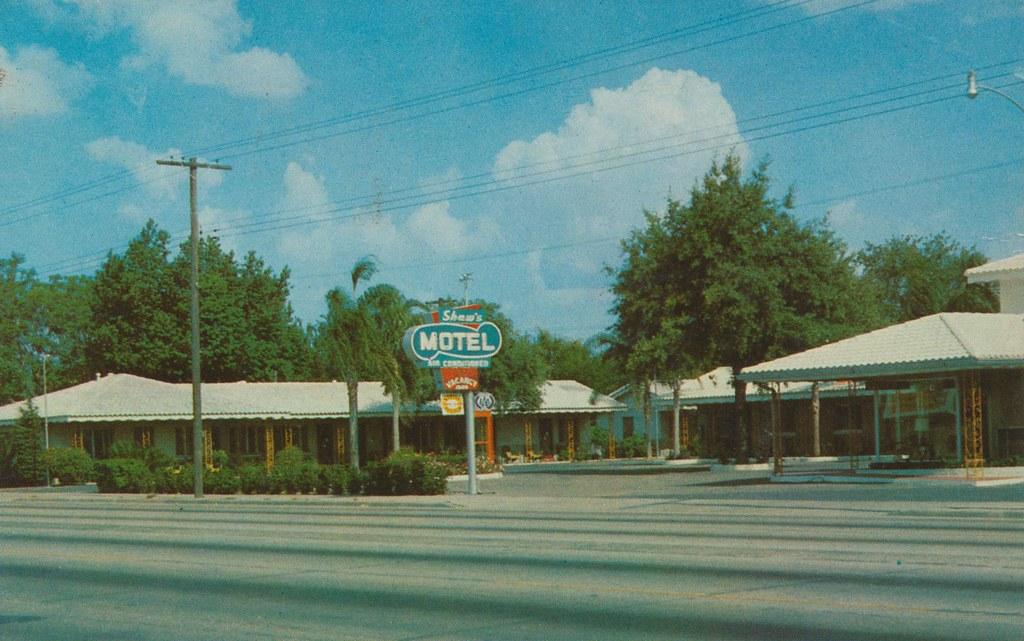 Shaw's Motel - Tampa, Florida
