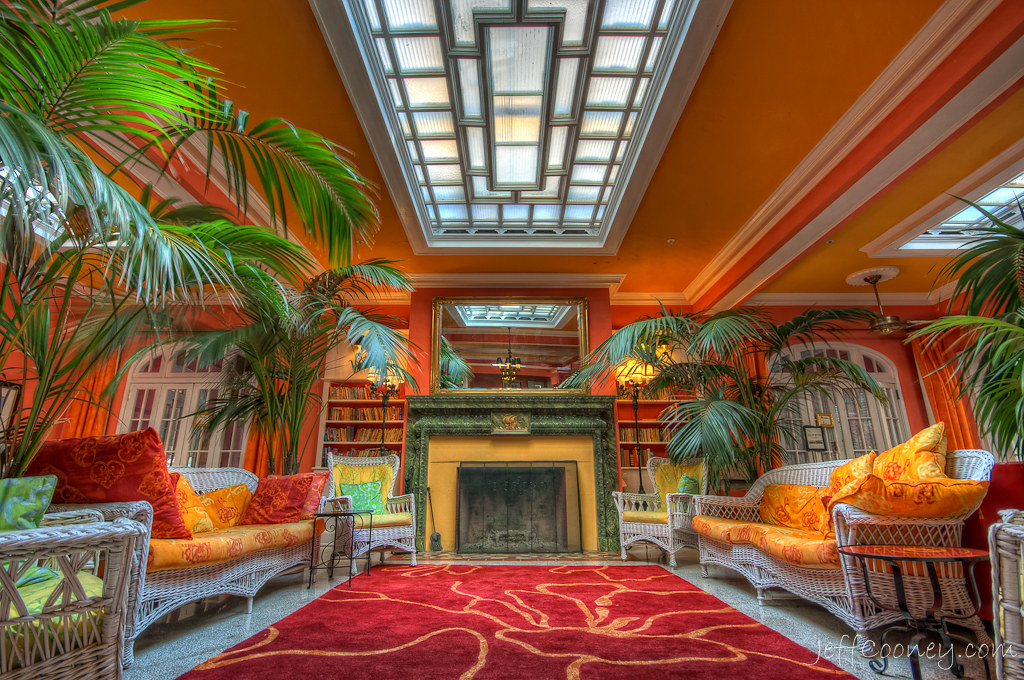 The Colony Hotel In Delray Beach By Jeff Cooney Photography