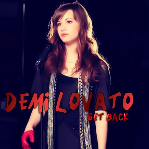 Demi Lovato Get Back By Inspiration