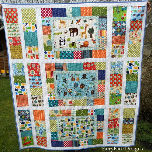 PictureBox quilt full | by Sarah @ FairyFace Designs