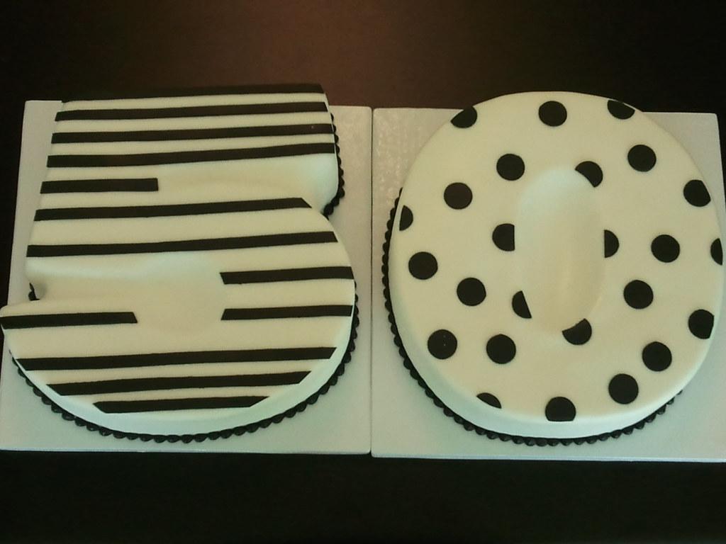 5 0 Birthday Cakes