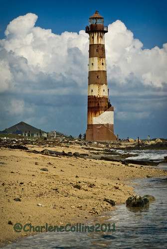 St Thomas:Rusty Candy Cane | by Charlene Collins.still charlene