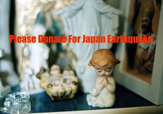 Please Donate For Japan Earthquake. | by *♨*