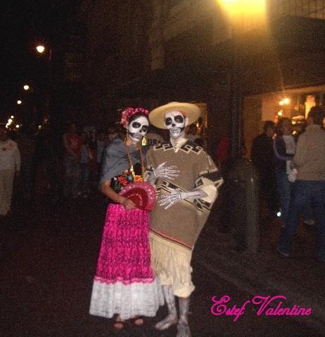 Catrina Y Catrin Catrina Y Catrin Estef Valentine Flickr