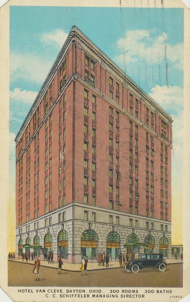 Hotel Van Cleve - Dayton, Ohio