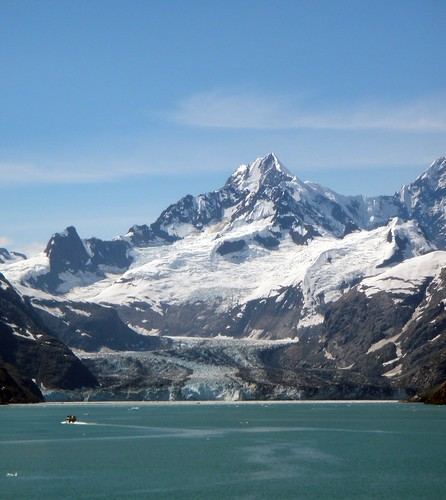 Glacier Bay - John Hopkins Glacier | by RickEk