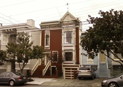 Eastlake Style Victorian House Jersey Street Between
