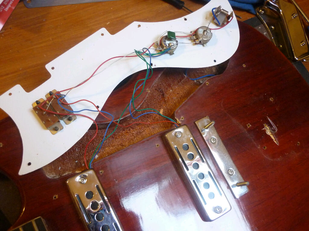 Sg Guitar Wiring Diagram Data Electric Simplicity Itself The Of A Kay Flickr For