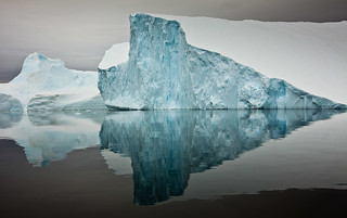 Iceberg Reflections | by uncle_shoggoth
