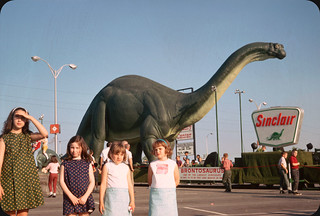 NY World's Fair Dinosaurs – 1967 | by ElectroSpark
