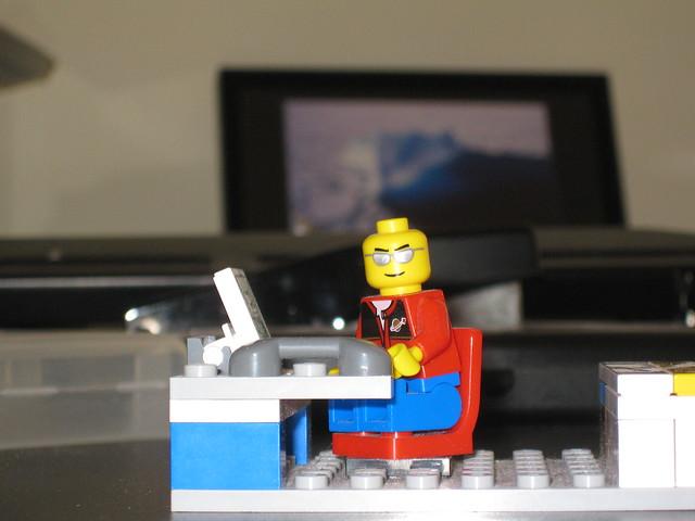 Lego I.T. Guy