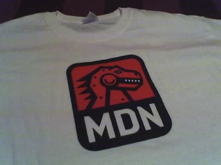 MDN t-shirt front | by scipion50
