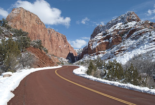 Kolob Canyons Road | by ZionNPS