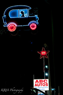 Neon Signs on Florida Avenue.  Tampa. | by legalwheel