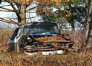 1956 Ford Fairlane Revisited in 2011 | by dok1