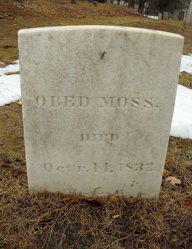 Hillside Cemetery Cheshire CT (Obed Moss) | by caboose_rodeo