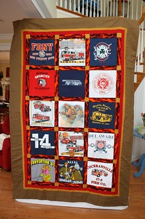 Quilt for my Father-in-law | by LilyWhitesParty