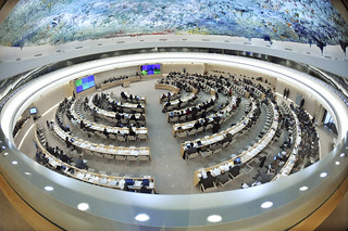 UN Human Rights Council, Geneva | by United Nations Photo